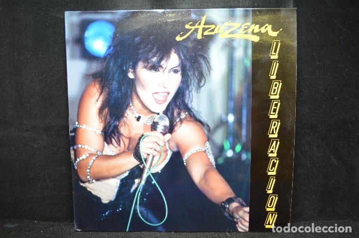 AZUZENA - LIBERACIÓN - LP (Música - Discos - LP Vinilo - Heavy - Metal)