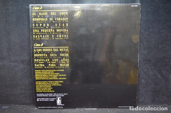 Discos de vinilo: AZUZENA - LIBERACIÓN - LP - Foto 2 - 176672594