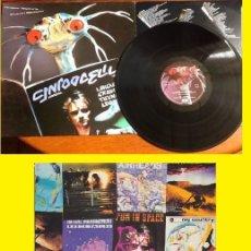 Discos de vinilo: QUEEN, ROGER TAYLOR / FUN IN SPACE 1981, COLLECTORS ! COMPLETA 1ª ORIG EDIT USA + INSERT !! TODO EXC. Lote 176673240