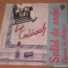 Discos de vinilo: LOS CARDIACOS: SALID DE NOCHE. Lote 176675354