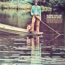 Discos de vinilo: JAMES TAYLOR - ONE MAN DOG (1972). Lote 176676932
