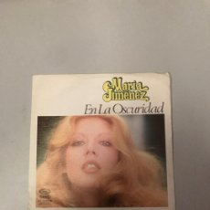 Discos de vinilo: MARÍA JIMENEZ. Lote 176680662