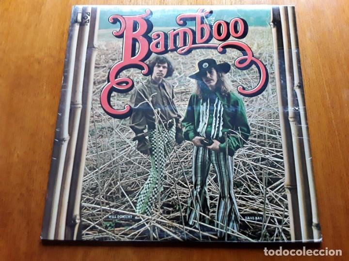 BAMBOO (ELEKTRA EKS-74048 - USA 1969) ROCK & COUNTRY FOLK ROCK ORIGINAL LP (Música - Discos - LP Vinilo - Pop - Rock Extranjero de los 50 y 60)