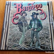 Discos de vinilo: BAMBOO (ELEKTRA EKS-74048 - USA 1969) ROCK & COUNTRY FOLK ROCK ORIGINAL LP. Lote 176685482