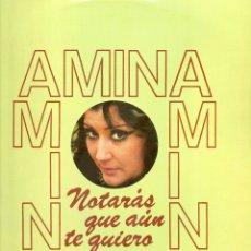 Discos de vinilo: AMINA NOTARAS QUE AUN TE QUIERO 1976 CLAVE 18-1364. Lote 176692893