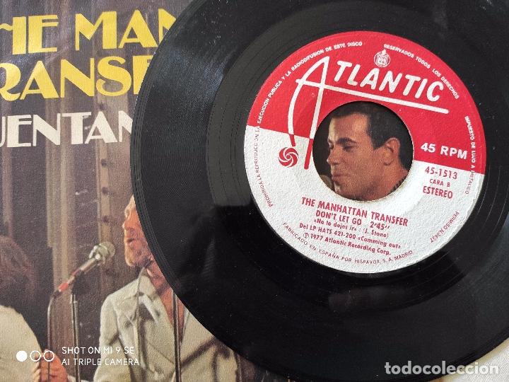 Discos de vinilo: The Manhattan Transfer.Cuentame.AÑO 77 - Foto 4 - 176706762