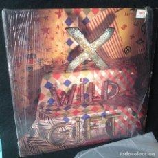 Discos de vinilo: X – WILD GIFT - LP ORIGINAL USA 1981 ROCK & ROLL, PUNK.. Lote 176719354