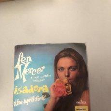 Discos de vinilo: LEN MERCER. Lote 176722645
