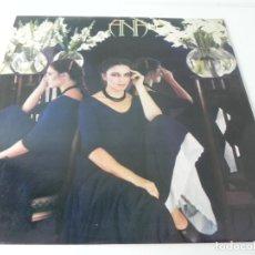 Discos de vinilo: LP DE ANA BELEN (AGAPIMU) CBS-1979 (EXCELENTE ESTADO). Lote 176726480