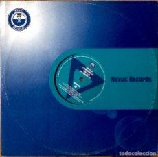 Discos de vinilo: TAYLA : DIMENSIONS [UK 1997] 12'. Lote 176728623