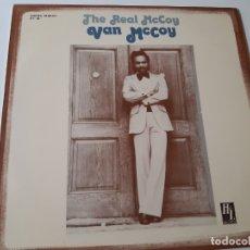 Discos de vinilo: VAN MCCOY- THE REAL MCCOY - SPAIN LP 1976 - VINILO CASI NUEVO.. Lote 176738428