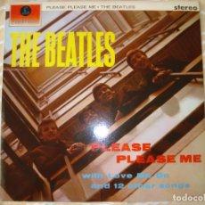 Discos de vinilo: THE BEATLES PLEASE PLEASE ME UK (VER FOTOS). Lote 176740747