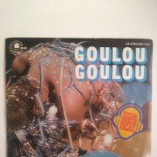 Discos de vinilo: GOULOU GOULOU.1977. Lote 176746212