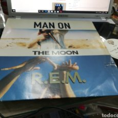Discos de vinilo: R.E.M. MAXI MAN ON THE MOON 1992. Lote 176746905