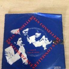 Discos de vinilo: ELS CONSELLERS. Lote 176761084