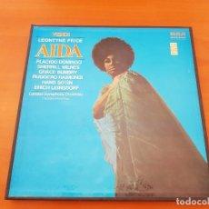 Discos de vinilo: AIDA. VERDI. RCA. 3LP .1971. Lote 176763047