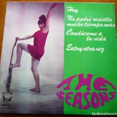 Discos de vinilo: THE SEASONS - HOY 1967 ARGENTINA BEAT ORIGINAL EP ESPAÑOL. Lote 176772442