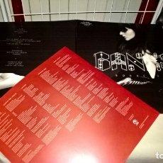 Discos de vinilo: MUSICA DOBLE LP: BANKS - GOODESS DISCO DOBLE CON ENCARTE (H). Lote 176785272