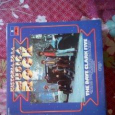 Discos de vinilo: THE DAVE CLARK FIVE - HISTORIA DE LA MUSICA ROCK,Nº 8 POLYDOR 1981. Lote 176814828