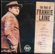 Discos de vinilo: FRANKIE LAINE // THE BEST OF FRANKIE LAINE// 1967 // (VG+VG+) MADE IN ENGLAND. LP. Lote 176817103