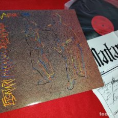 Discos de vinilo: MADARIKATUAK ETSAIARI MAKAILUA DESERTUAN LP 1987 ELKAR. Lote 176836798