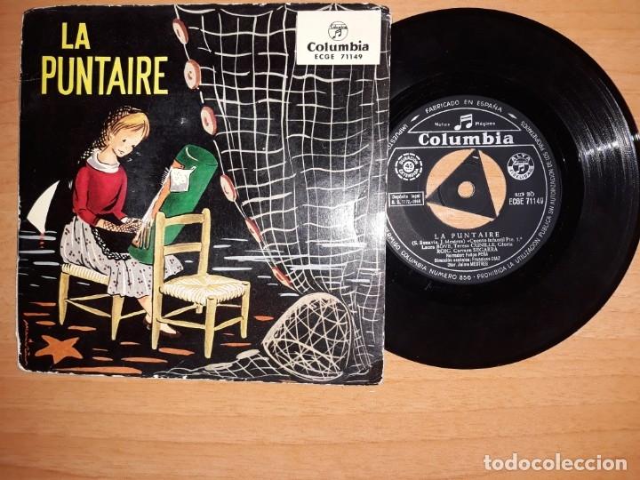 LA PUNTAIRE (Música - Discos de Vinilo - EPs - Música Infantil)