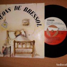 Discos de vinilo: CANCONS DE BRESSOL.. Lote 176837600