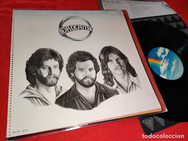 ORLEANS LP 1980 MCA USA (Música - Discos - LP Vinilo - Pop - Rock - Extranjero de los 70)