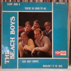 Discos de vinilo: BEACH BOYS - SLOOP JOHN B. Lote 176843044