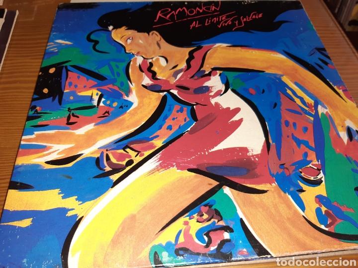 DOBLE DISCO VINILO LP RAMONCIN,LEER DESCRIPCION (Música - Discos - LP Vinilo - Solistas Españoles de los 70 a la actualidad)