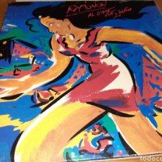 Discos de vinilo: DOBLE DISCO VINILO LP RAMONCIN,LEER DESCRIPCION. Lote 176843412