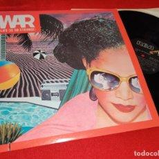 Discos de vinilo: WAR LIFE (IS SO STRANGE) LP 1983 RCA USA. Lote 176844264