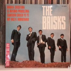 Discos de vinilo: BRISKS - MARIA CRISTINA. Lote 176844923