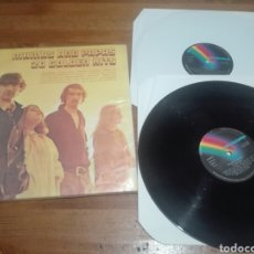 Discos de vinilo: VINILO THE MAMAS ANDTHE PAPAS. 20 GOLDEN HITS.. Lote 176854325