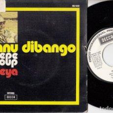 Discos de vinilo: MANU DIBANGO - PEPE SOUP - SINGLE ESPAÑOL DE VINILO #. Lote 176858953