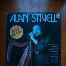 Discos de vinilo: ALAN STIVELL - DISCO DE ORO, PHILIPS, 1977. SPAIN.. Lote 176863659
