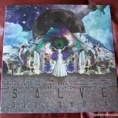 Discos de vinilo: TRIÁNGULO DE AMOR BIZARRO - SALVE DISCORDIA LP. Lote 176866560