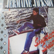 Discos de vinilo: SINGLE. JERMAINE JACKSON. SWEETEST - COME TO ME. Lote 176878445