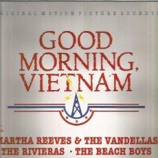 Discos de vinilo: GOOD MORNING VIETNAM + REGALO SORPRESA. Lote 176885144
