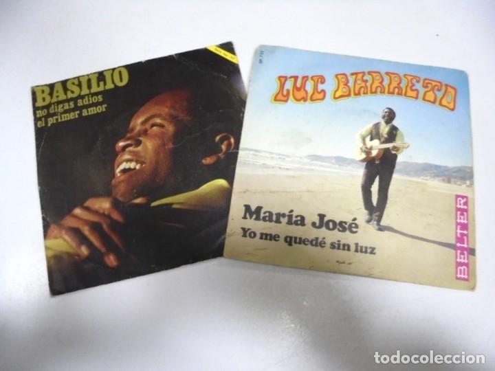 Discos de vinilo: LOTE DE 108 SINGLES. DIFERENTES ARTISTAS Y GENEROS. VER FOTOS - Foto 3 - 176901233