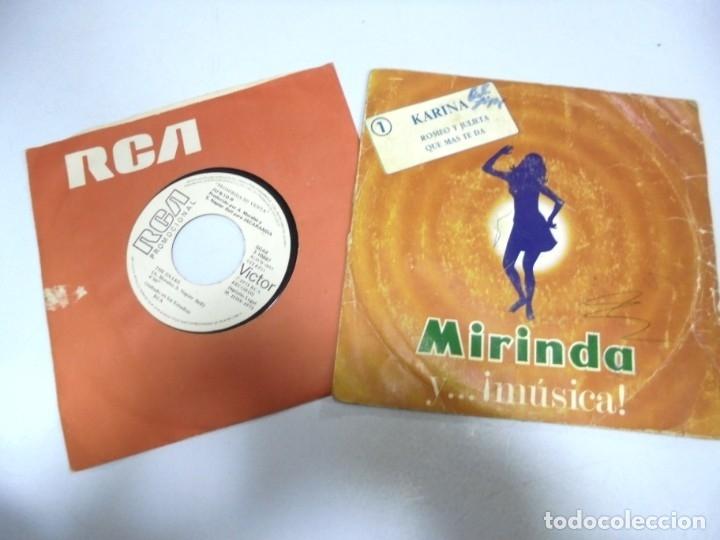 Discos de vinilo: LOTE DE 108 SINGLES. DIFERENTES ARTISTAS Y GENEROS. VER FOTOS - Foto 5 - 176901233