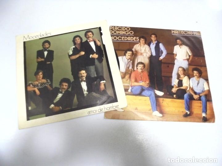 Discos de vinilo: LOTE DE 108 SINGLES. DIFERENTES ARTISTAS Y GENEROS. VER FOTOS - Foto 10 - 176901233