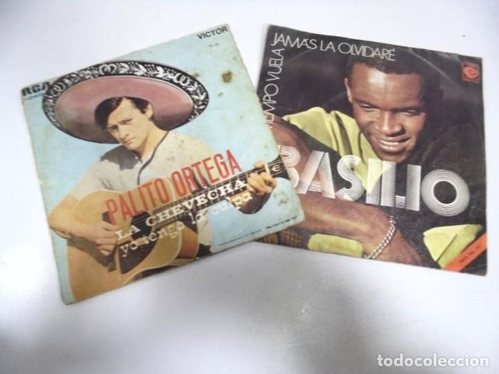 Discos de vinilo: LOTE DE 108 SINGLES. DIFERENTES ARTISTAS Y GENEROS. VER FOTOS - Foto 15 - 176901233
