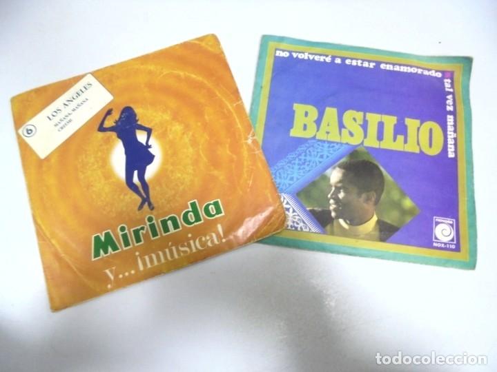 Discos de vinilo: LOTE DE 108 SINGLES. DIFERENTES ARTISTAS Y GENEROS. VER FOTOS - Foto 17 - 176901233