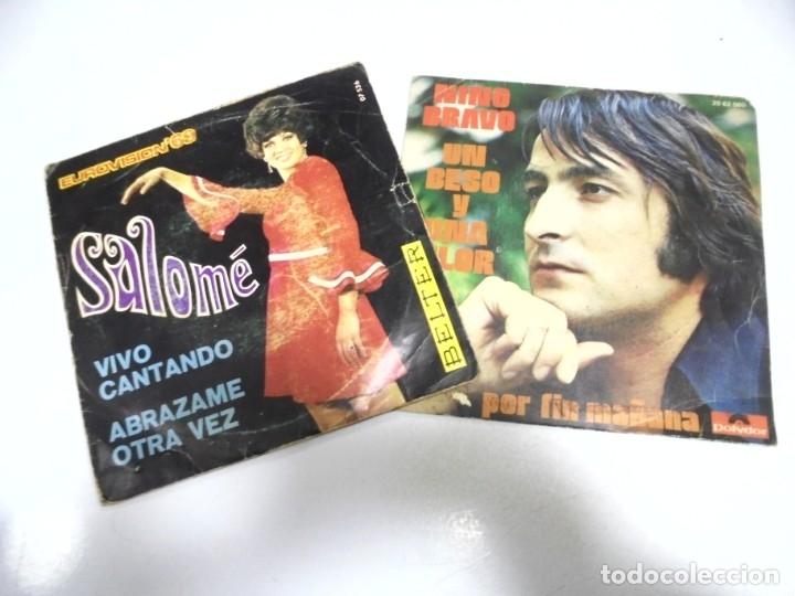 Discos de vinilo: LOTE DE 108 SINGLES. DIFERENTES ARTISTAS Y GENEROS. VER FOTOS - Foto 25 - 176901233