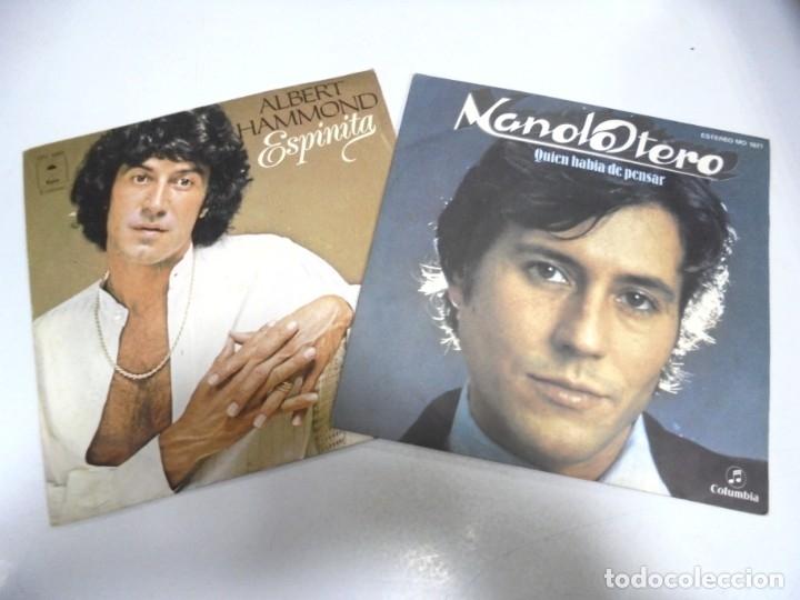 Discos de vinilo: LOTE DE 108 SINGLES. DIFERENTES ARTISTAS Y GENEROS. VER FOTOS - Foto 33 - 176901233