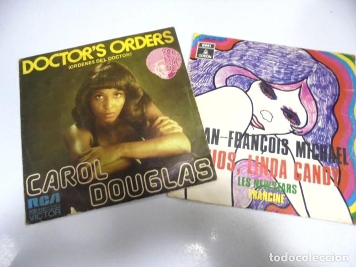 Discos de vinilo: LOTE DE 108 SINGLES. DIFERENTES ARTISTAS Y GENEROS. VER FOTOS - Foto 36 - 176901233