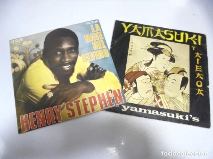 Discos de vinilo: LOTE DE 108 SINGLES. DIFERENTES ARTISTAS Y GENEROS. VER FOTOS - Foto 38 - 176901233