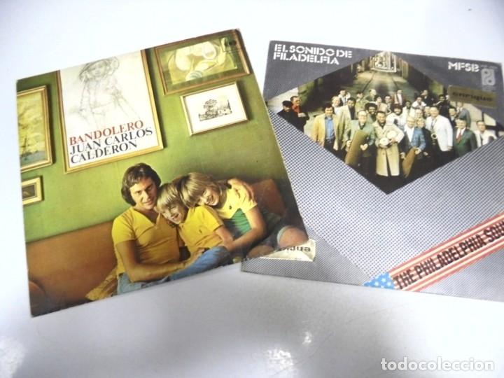 Discos de vinilo: LOTE DE 108 SINGLES. DIFERENTES ARTISTAS Y GENEROS. VER FOTOS - Foto 39 - 176901233