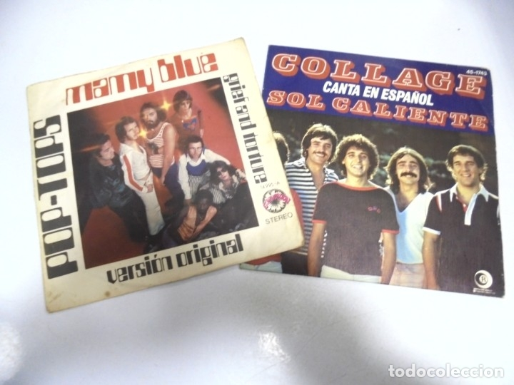 Discos de vinilo: LOTE DE 108 SINGLES. DIFERENTES ARTISTAS Y GENEROS. VER FOTOS - Foto 42 - 176901233